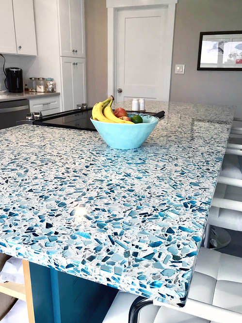 Vetrazzo_recycled_glass_countertops_floating_blue_college_station_texas3